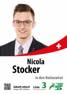Plakat Nicola Stocker